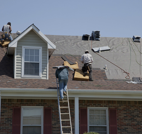 About our Roofing Company