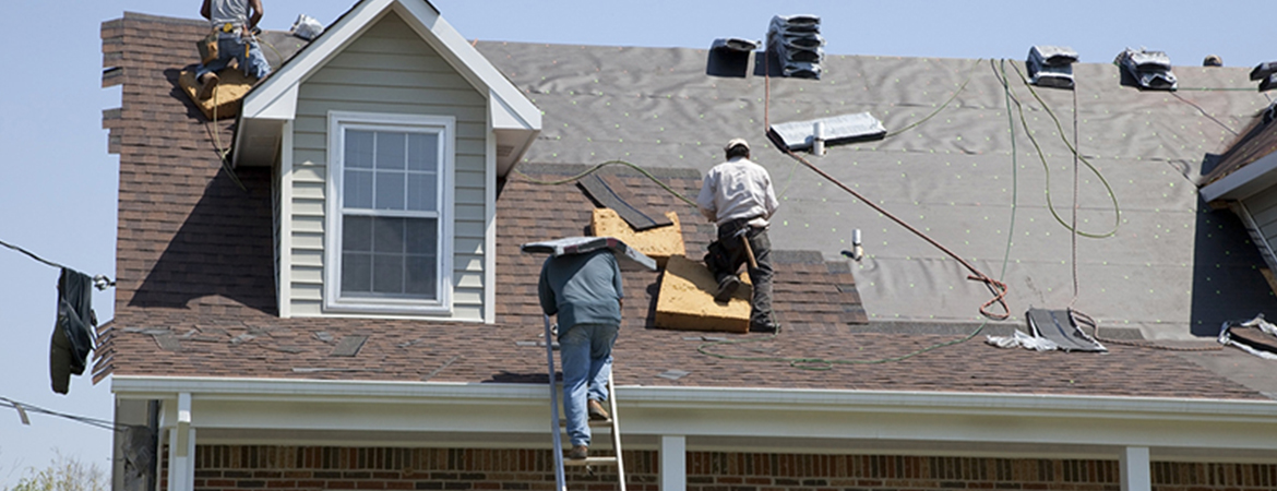 Roof Repair in Concord NC